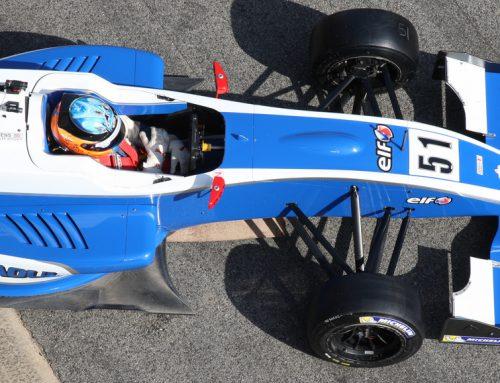 Burdett Motorsport FR2.0 NEC 2014-15