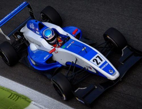 Burdett Motorsport FR2.0 NEC 2016