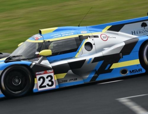 360 Racing Ligier LMP3 Cup