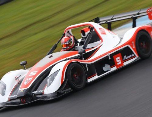 Jerome de Sadeleer 360 Racing Radical 2018