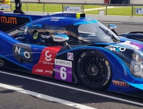 360 Racing Ligier ELMS
