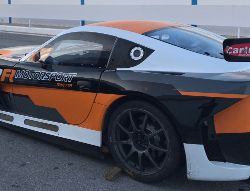 Want 2 Race Ginetta Supercup 2018