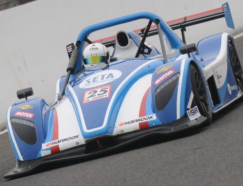 Martin Verity 360 Racing Radical 2018