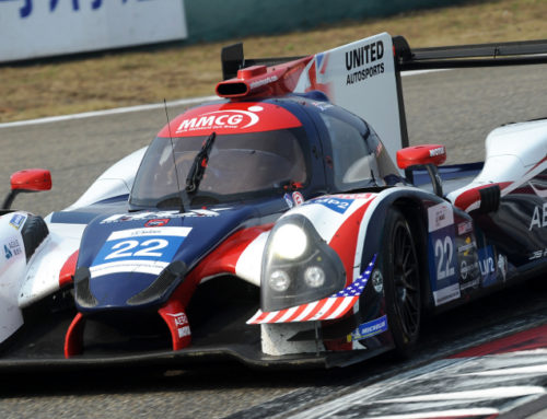 United Autosports Asian Lemans 2018
