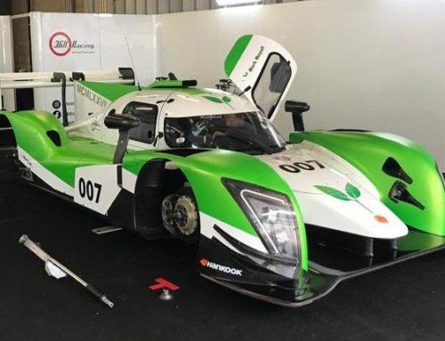 360 Racing Ginetta G58