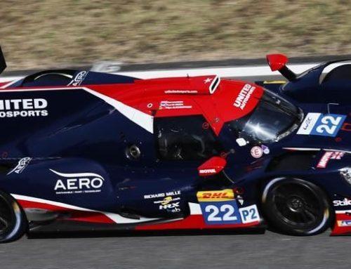 United Autosports Oreca LMP2 2019-20