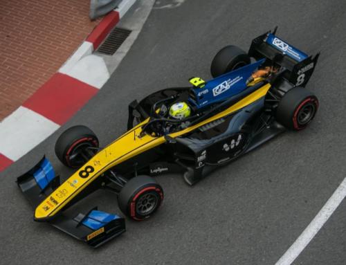 UNI Virtuosi Formula 2 2019